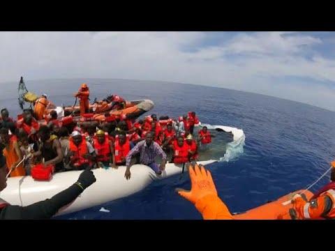 Ιταλία: «Κώδικας δεοντολογίας» για τις διασώσεις μεταναστών