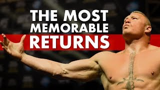 Video The 15 Most Memorable Returns In MMA MP3, 3GP, MP4, WEBM, AVI, FLV Oktober 2018