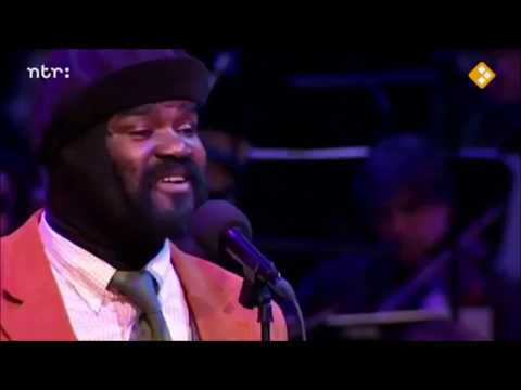 Gregory Porter and The Metropole Orchestra – On my way to Harlem