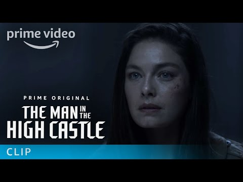 The Man in the High Castle Season 2 (Clip 'Julianna's Interrogation')
