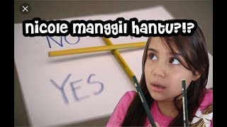 Video Nicole Manggil Hantu ?? Charlie-Charlie MP3, 3GP, MP4, WEBM, AVI, FLV September 2018