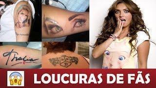 Caliente News apresenta:LOUCURA! Fãs de Novelas Mexicanas Tatuam seus Artistas FavoritosConfira as tatuagens dos fãs de artistas latinos e novelas mexicanas!Veja as tatuagens em homenagem às novelas mexicanas.Surpreenda-se com as tatuagens homenageando os personagens do seriado Chaves e Chapolim.INSCREVA-SE NO CANAL CALIENTE NEWS!Clique: https://www.youtube.com/c/CalienteNewsOficial?sub_confirmation=1+++++++++++++++++++++++++++++++++++++++++++++++++++V for Victory de Audionautix está licenciada sob uma licença Creative Commons Attribution (https://creativecommons.org/licenses/by/4.0/)Artista: http://audionautix.com/+++++++++++++++++++++++++++++++++++++++++++++++++++Assista também:Famosos que Namoram Pessoas Bem Mais Velhas: https://www.youtube.com/watch?v=vPjQd1eQmm8&t=83sQuerida Inimiga - Elenco - Antes e Depois: https://www.youtube.com/watch?v=LIPQs4vIY-o&t=1sFamosas sem Maquiagem - Parte 2: https://www.youtube.com/watch?v=Ovq9l1S_1tc&t=8sINSCREVA-SE E FAÇA PARTE DO CANAL!Clique para se Inscrever: https://www.youtube.com/c/CalienteNewsOficial?sub_confirmation=1Curta, comente e compartilhe os vídeos do canal Caliente News com seus amigos em suas redes sociais!Gracias!