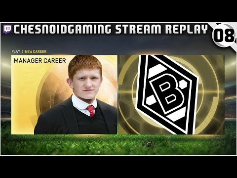 FIFA 15   Twitch Career Mode Ep8 - CHASING CHAMPIONS LEAGUE!!