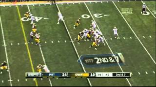 Devin Street vs Iowa & Syracuse (2011)