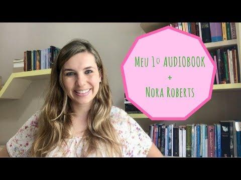"""MEU PRIMEIRO AUDIOBOOK ? + """"A Testemunha"""", Nora Roberts"""
