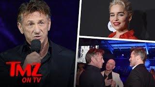 Video Brad Pitt Loses His Chance With Emilia Clarke!   TMZ TV MP3, 3GP, MP4, WEBM, AVI, FLV Maret 2018