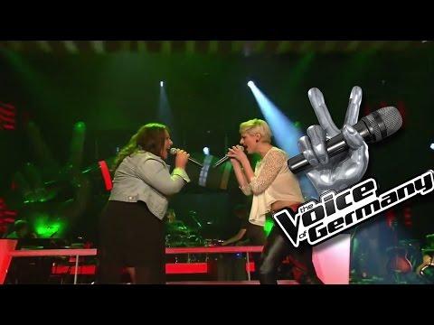 Irgendwann - Nicht irgendwann, genau JETZT ist die Zeit reif für Stephanie und Janina! In der Rock-Version ballern die beiden den Nena Klassiker ins Publikum, die Fantas ...