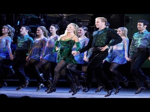 St. Patties Day - It's time to channel your inner Lord of the Dance. Learn a few key Irish step moves for St. Patrick's Day with Darrah Carr Dance's Louise Corrigan at the Iri...