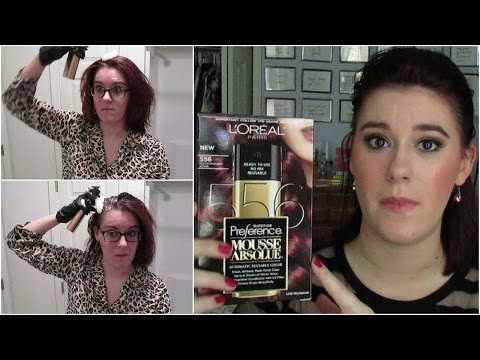 LOREAL HAIR DYE - Hey everyone! I hope this was a helpful video for any of you who were wanting to try a new hair dye or wanted to know more about this particular dye. Let me ...