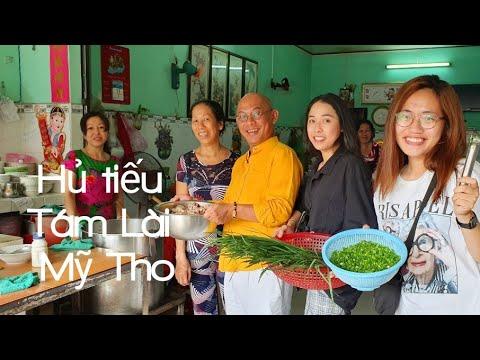 Food For Good #381: Hủ tiếu Tám Lài 3 đời nức tiếng Mỹ Tho! - Thời lượng: 20 phút.