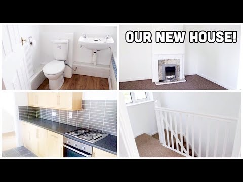 (OUR NEW HOUSE TOUR - FINAL REVEAL - Fully... 5 minutes, 1 second.)
