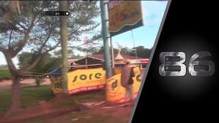 Video 86 Insiden Penggerebekan Truk Bermuatan Ganja 1 Ton MP3, 3GP, MP4, WEBM, AVI, FLV Agustus 2018