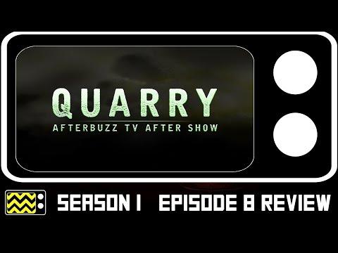 Quarry Season 1 Episode 8 Review w/ Tyson Sullivan | AfterBuzz TV