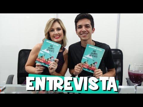 ENTREVISTEI A JENNIFER NIVEN!! | Bienal de São Paulo 2016