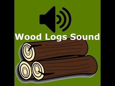 Wood Logs Sound v1.0