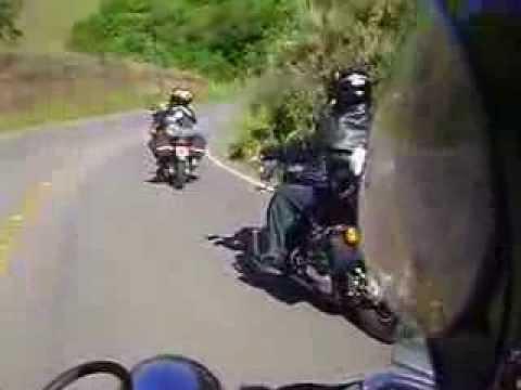 MOTO CLUBE VISÃO DE ÁGUIA A PASSEIO EM AÇUCENA MG - 15 e 16/03/2014