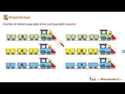 antecesor y sucesor kinder - Videos | Videos relacionados ...