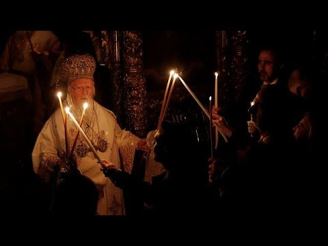 Οικουμενικός Πατριάρχης: «Χριστός Ανέστη» στους Έλληνες στρατιωτικούς …