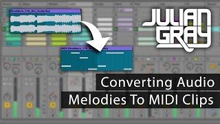 Download Lagu Convert Audio Melodies To Midi! Mp3