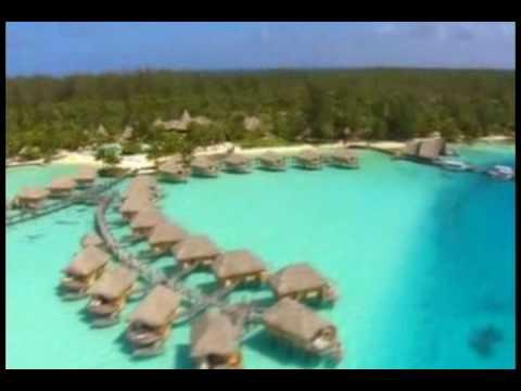 Honeymoon in Tahiti { Bora Bora } Best honeymoon destinations.