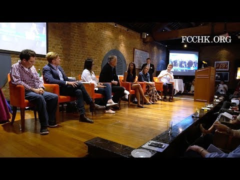 2018.04.14 Closing Panel: Reporting Under Authoritarian Regimes