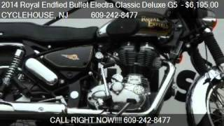 2. 2014 Royal Endfied Bullet Electra Classic Deluxe G5   - for