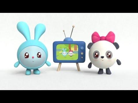 Мультики для самых маленьких 0,1,2,3,4 года - Малышарики Ушки (27 серия)