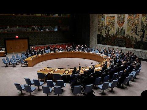 ΟΗΕ: Το Συμβούλιο Ασφαλείας ενέκρινε το ρωσοτουρκικό σχέδιο για τη Συρία