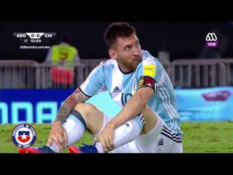 Argentina vs Chile - Clasificatorias Rusia 2018