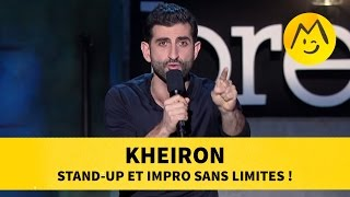 "Video Kheiron - ""Stand-up et Impro sans limites !"" MP3, 3GP, MP4, WEBM, AVI, FLV September 2017"