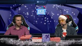 (RU) LOOT.BET Winter masters || NiP vs Spirit || map 1 || by @Mr_Zais & @mrdoubld