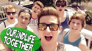 The Our2ndLife Boys Together!