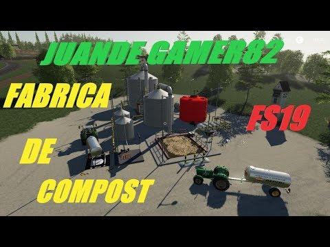 FS19 Compostera by JG82 v1.0