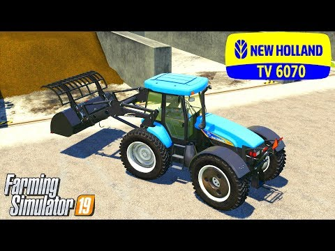 New Holland TV6070 v1.0.0.1