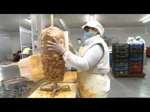 Cinar Doner (Döner Kebap Production)
