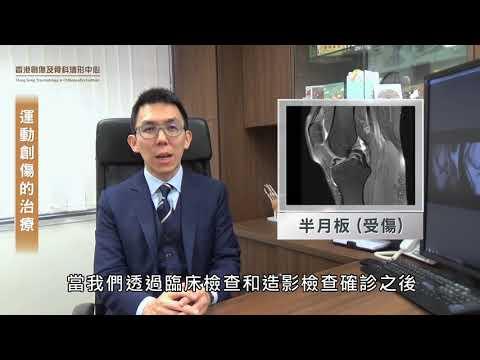 膝關節診斷與治理