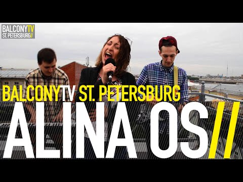 balconytv - ALINA OS performs the song