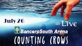 Win 2 Tickets to See Counting Crows, July 26, 2018!