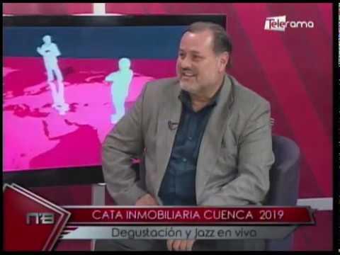 Cata Inmobiliaria Cuenca 2019 degustación y jazz en vivo