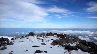 Mount Taranaki New Zealand  City pictures : New Zealand - New Plymouth - Top of Mount Taranaki