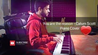 Video You Are The Reason - Calum Scott - Piano Cover MP3, 3GP, MP4, WEBM, AVI, FLV Mei 2018