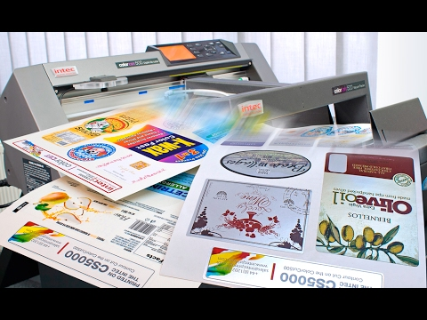 ColorCut 500 Sheet Label Cutting And Packaging Too…