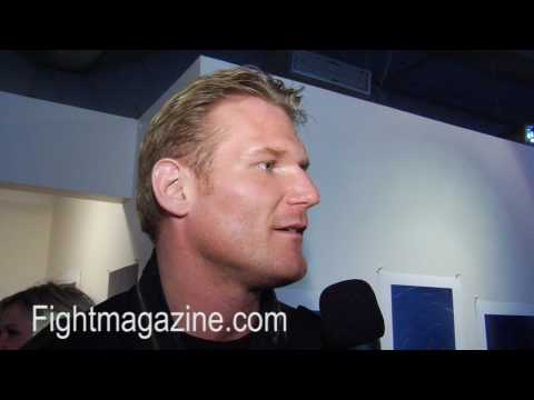 Josh Barnett The UFC Should Be Doing My Laundry