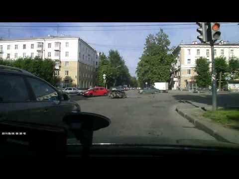 Авария в Екатеринбурге