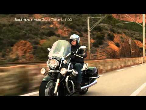 Essai Moto Guzzi California 1400