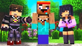 Minecraft Do Not Laugh - APHMAU VS BUTTER