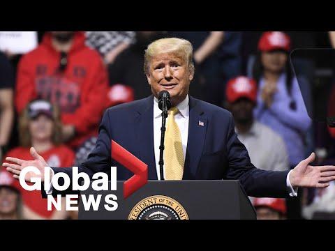 """Video - Donald Trump εναντίον """"Παρασίτων"""""""
