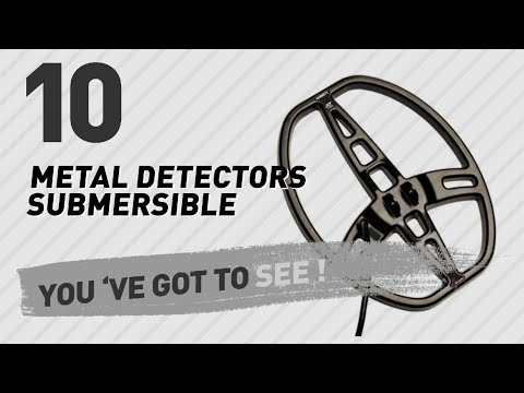 Metal Detectors Submersible // New & Popular 2017