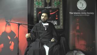 06 The virtues for success - Muharram Majaalis 2014 | Night 6 (Sayed Mustafa Al-Modaressi)