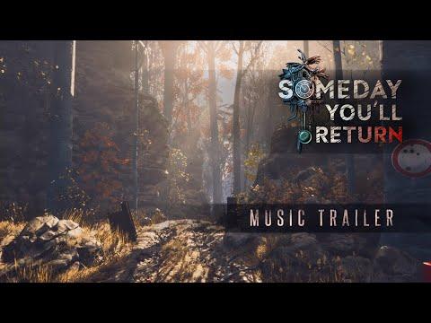 The Music of SOMEDAY YOU'LL RETURN de Someday You'll Return